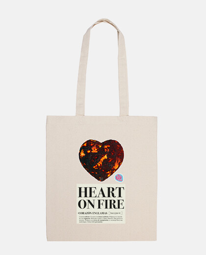 cuore catching fire borsa