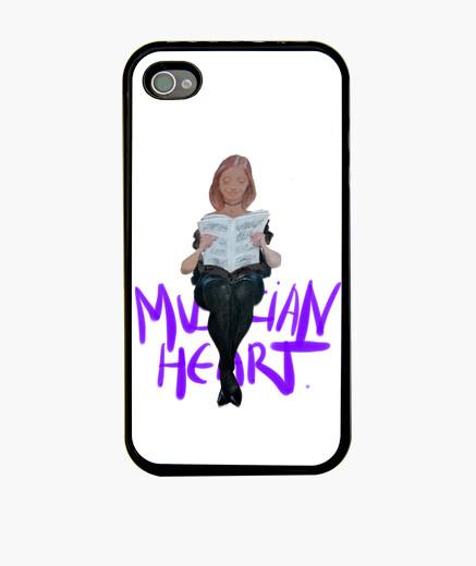 Cover iPhone cuore di musicista 2