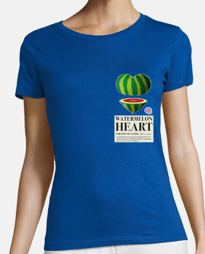 cuore donna melone