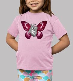 cuore farfalla