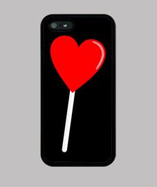 cuore lecca-lecca