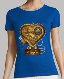 cuore steampunk metal