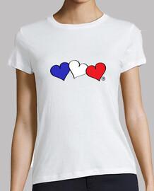 cuori bandiera francese