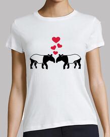 cuori rossi tapiro amano