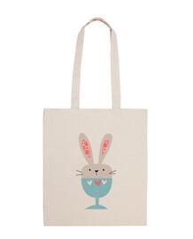 Cup bunny bag (model 1)