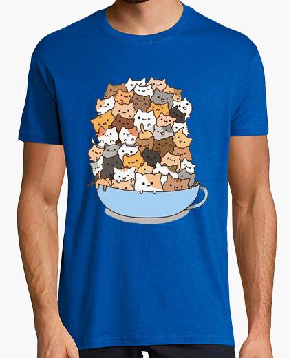 Camiseta Cup Cats