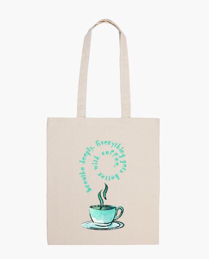 Bolsa Cup of Coffee ENGLISH