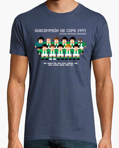 Cup runner-up 1997 t-shirt