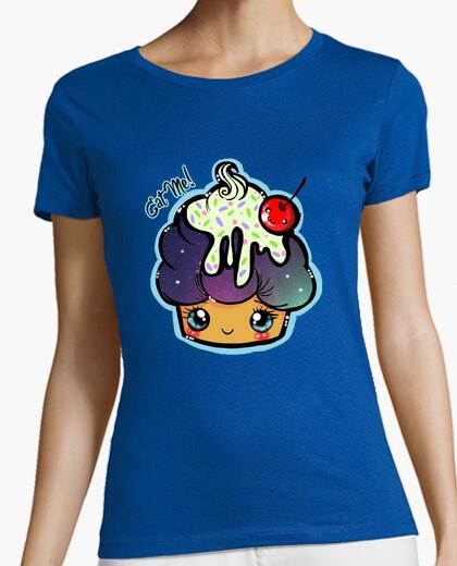 Tee-shirt cupcake