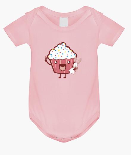 Abbigliamento bambino cupcake