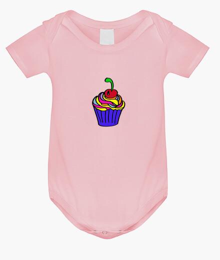 Ropa infantil Cupcake