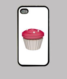 cupcake à la framboise