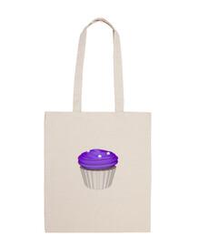 cupcake aux bleuets