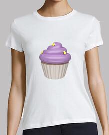 Cupcake de mora