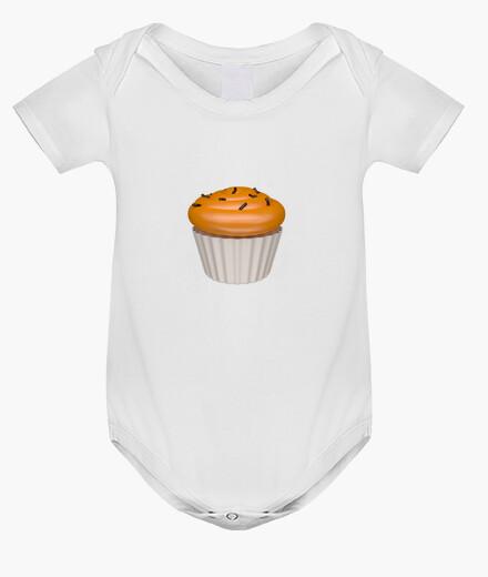 Ropa infantil Cupcake de naa y chocolate