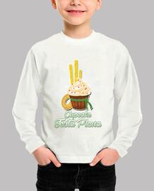 Cupcake festa plena Verde