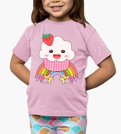 Vêtements enfant cupcake kawaii