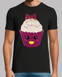 cupcake kawaii / cupcake avec arc