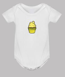 Cupcake yellow