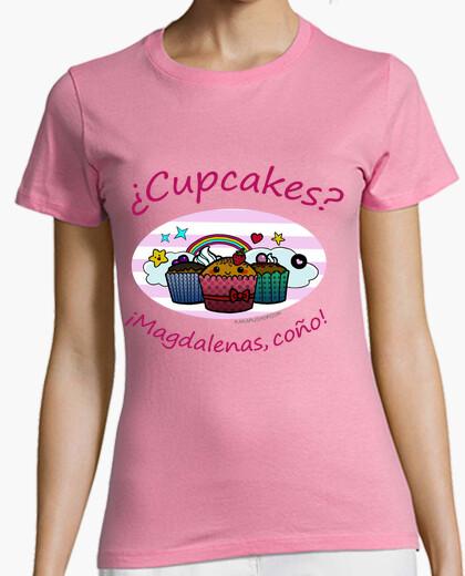 Camiseta ¿Cupcakes?