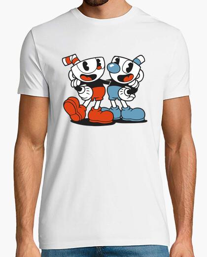 Camiseta Cuphead