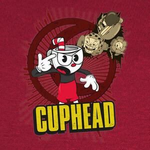 Cuphead T-shirts