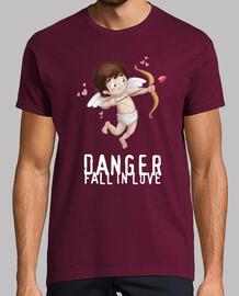 cupido - t-shirt da uomo