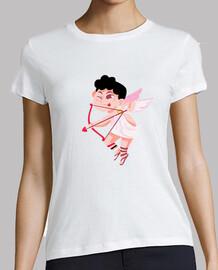 Cupido disparando