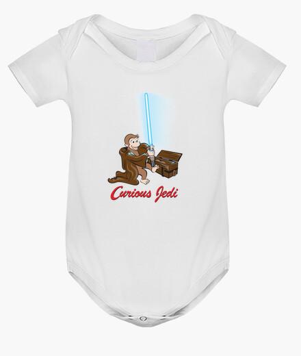 Vêtements enfant curieux jedi - starwars
