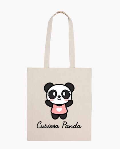 Bolsa Curiosa Panda