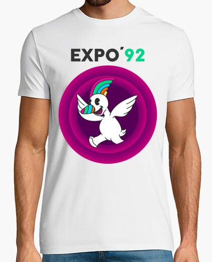 Camiseta Curro Expo