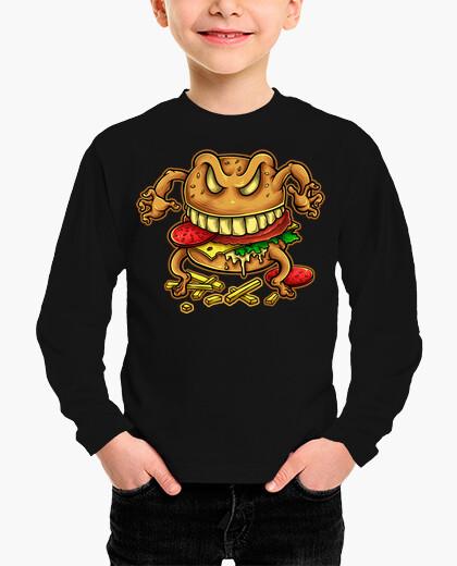 Ropa infantil Curse Of The Burger