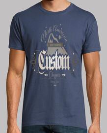 Custom - Camiseta