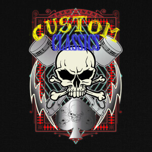 T-shirt Custom Classics