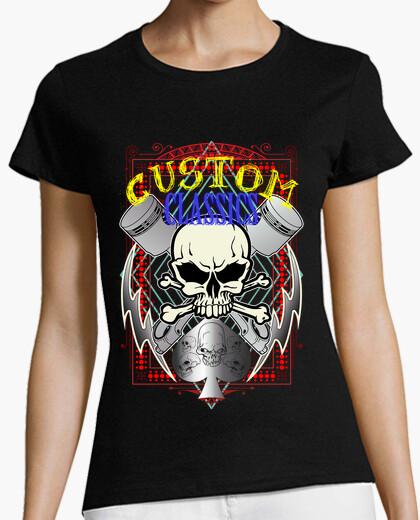 Tee-shirt custom classiques