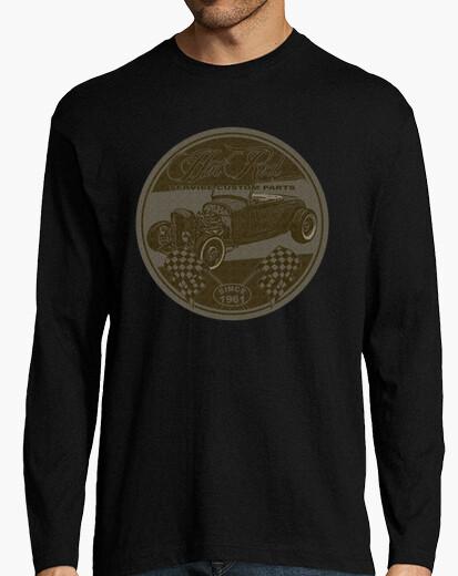 Camiseta Custom parts 2