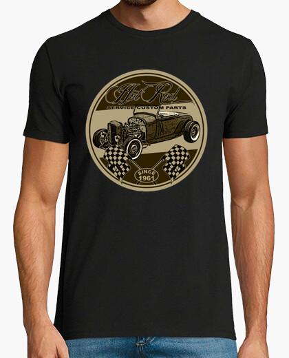 Custom parts (h) t-shirt