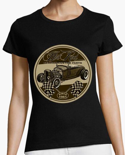 Camiseta Custom parts (M)