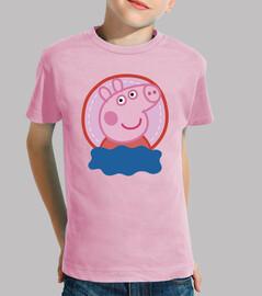customizable pig daughter