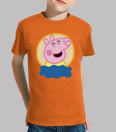customizable pig sister