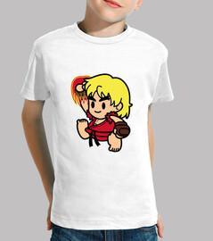 cute ken kid t-shirt