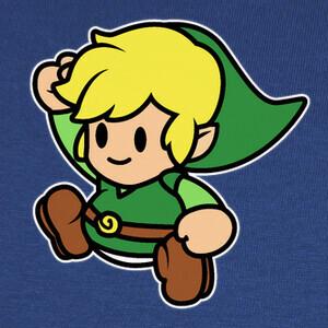 Camisetas Cute Link