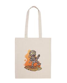 Cute Mummy — bolsa algodón
