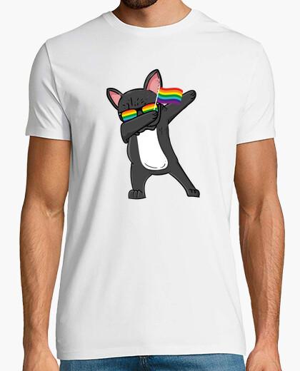 Camiseta Cute Pug LGTB Gay Pride Orgullo Gay