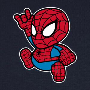 Camisetas Cute Spider