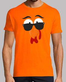 Cute Turkey Character