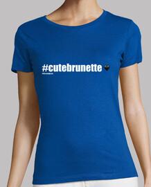 #cutebrunette blanc - psychosocial