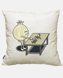 cutting onions