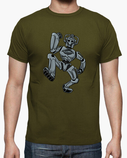 Camiseta Cyberman