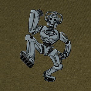 Camisetas Cyberman